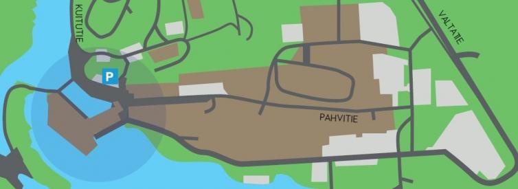 Sierilän Voimalaitos Kartta